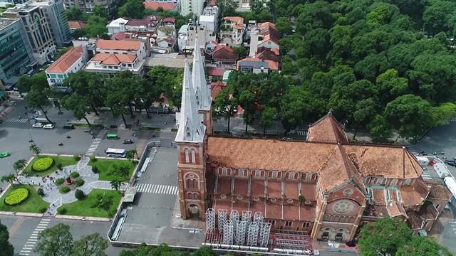 Bạn biết gì về 4 Vương cung thánh đường tại Việt Nam - Ảnh 1.