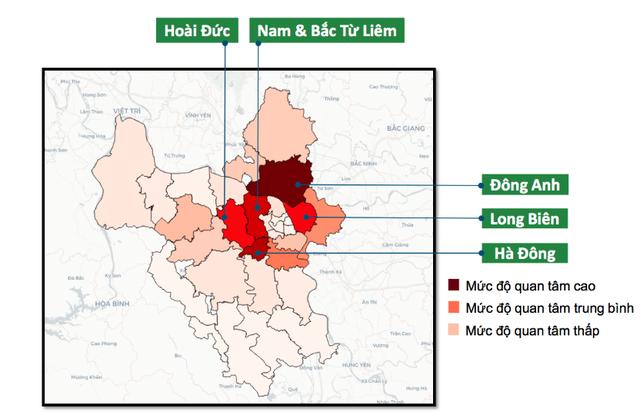 Đất nền Đông Anh nóng nhất Hà Nội, giá nhà quận Hoàn Kiếm tăng 27 lần sau 17 năm - Ảnh 1.
