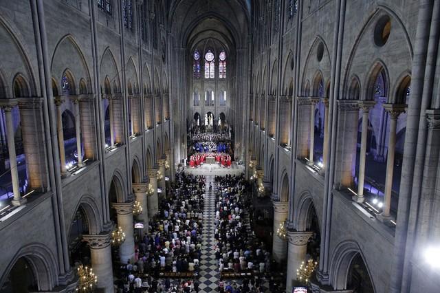 [Ảnh] Những báu vật bên trong Nhà thờ Đức Bà Paris - Ảnh 11.