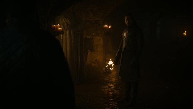 Bạn đã bỏ qua những điểm giống nhau đến kỳ lạ này giữa tập 1 mùa 8 Game of Thrones với những tập phim trước - Ảnh 15.