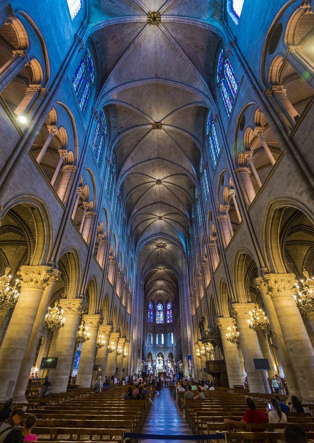 Nhà thờ Đức Bà: Lịch sử hơn 850 năm nhiều biến cố của công trình được mệnh danh Trái tim Paris - Ảnh 3.