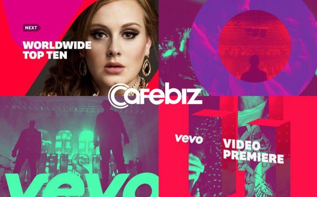 """""""Người hùng thầm lặng"""" Vevo: Phân phối video âm nhạc cho toàn thế giới nhưng không lấy 1 xu! - Ảnh 3."""