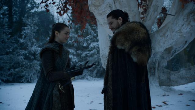 Bạn đã bỏ qua những điểm giống nhau đến kỳ lạ này giữa tập 1 mùa 8 Game of Thrones với những tập phim trước - Ảnh 24.