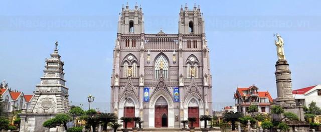 Bạn biết gì về 4 Vương cung thánh đường tại Việt Nam - Ảnh 4.
