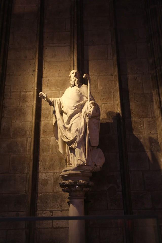 [Ảnh] Những báu vật bên trong Nhà thờ Đức Bà Paris - Ảnh 4.