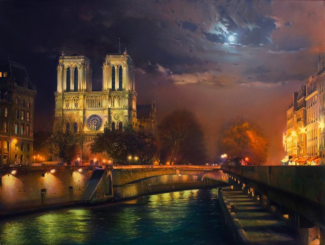 Nhà thờ Đức Bà: Lịch sử hơn 850 năm nhiều biến cố của công trình được mệnh danh Trái tim Paris - Ảnh 5.