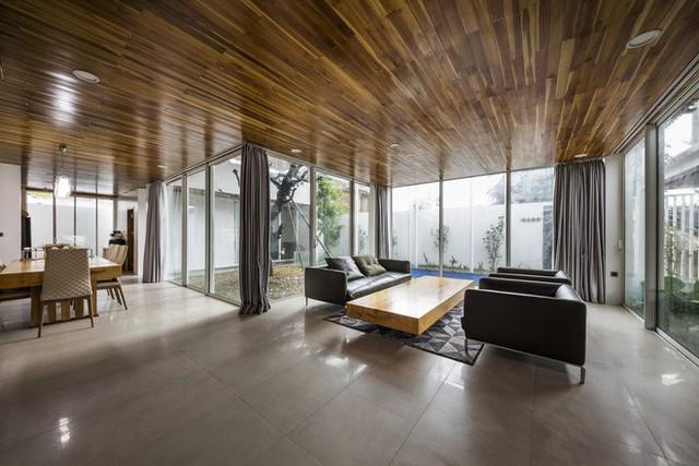 Độc đáo căn nhà ở Huế có thể nhìn xuyên thấu tất cả các phòng - Ảnh 5.