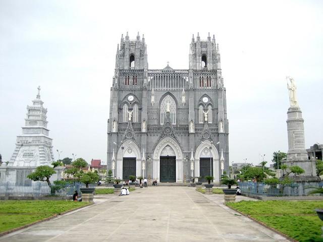Bạn biết gì về 4 Vương cung thánh đường tại Việt Nam - Ảnh 5.