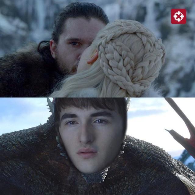 Bạn đã bỏ qua những điểm giống nhau đến kỳ lạ này giữa tập 1 mùa 8 Game of Thrones với những tập phim trước - Ảnh 10.