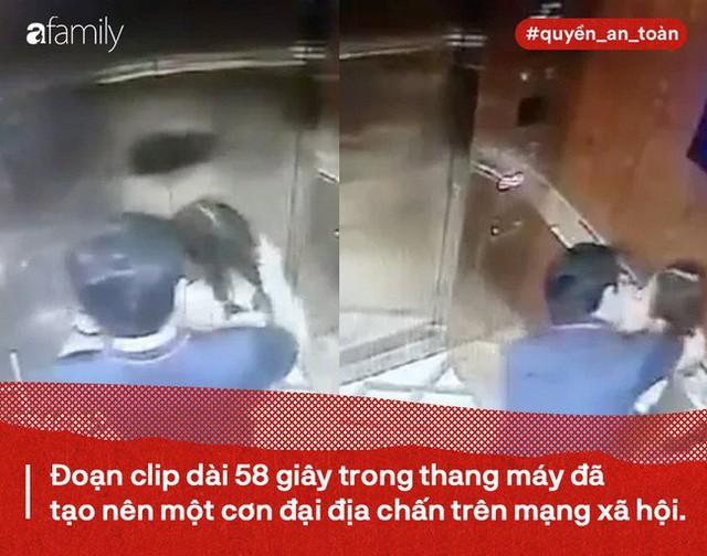 6 ngày nữa hết thời hạn giải quyết vụ bé gái bị nựng trong thang máy: Sự hời hợt của đám đông cuồng nộ và lời xin lỗi bị bỏ quên - Ảnh 2.