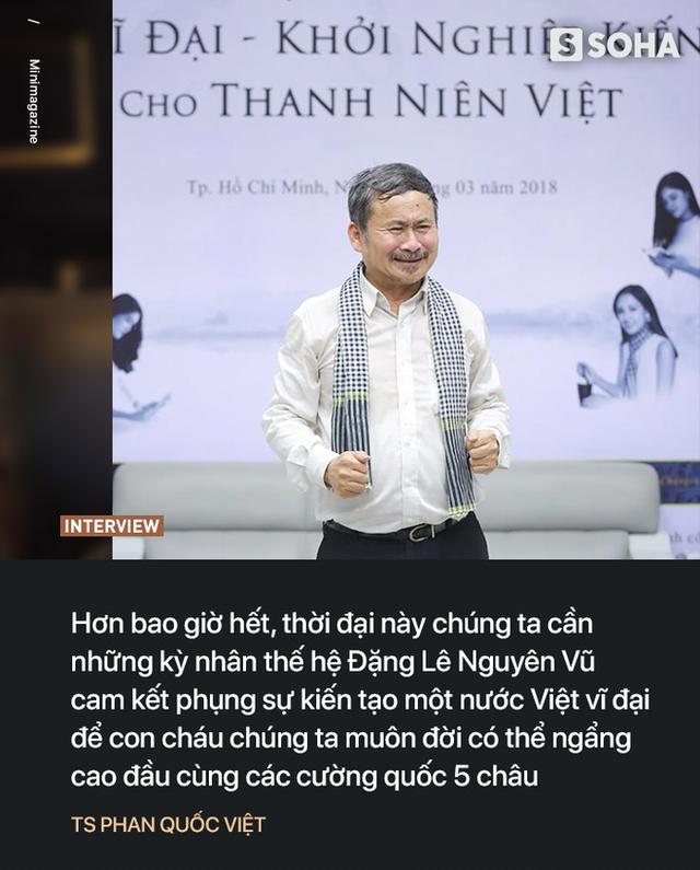 'Quái kiệt' Phan Quốc Việt nói về 'kỳ nhân' Đặng Lê Nguyên Vũ: 49 ngày thiền và điều cao cả hơn tiền bạc - Ảnh 6.