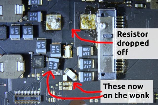 Nghe hướng dẫn trên mạng, thanh niên tự sửa MacBook giá nghìn đô bằng cách cho máy vào lò nướng, đây là kết quả cuối cùng - Ảnh 5.