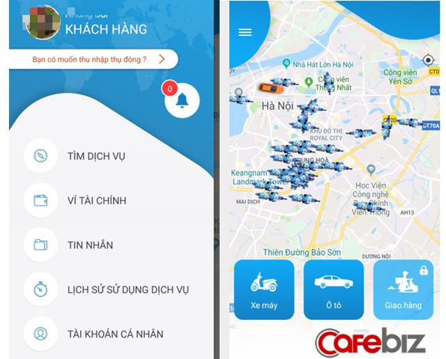 Thêm một ứng dụng Việt quyết chen chân vào thị trường gọi xe khốc liệt - Ảnh 1.