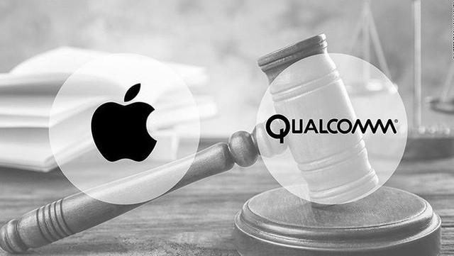Apple phải trả cho Qualcomm gần 6 tỷ USD cùng khoản tiền tác quyền 9 USD với mỗi iPhone bán ra - Ảnh 1.