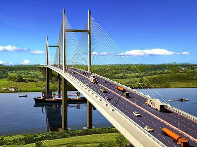 UBND Tp.HCM họp bàn triển khai dự án cầu Cát Lái (Q.2) với Nhơn Trạch (Đồng Nai) - Ảnh 1.