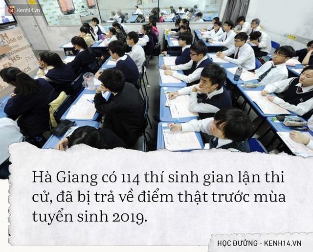 Toàn cảnh bê bối sửa điểm chấn động của 222 thí sinh Hà Giang, Sơn La, Hoà Bình: Toàn thủ khoa rởm đỗ Y Đa khoa, Cảnh sát, Công an - Ảnh 1.