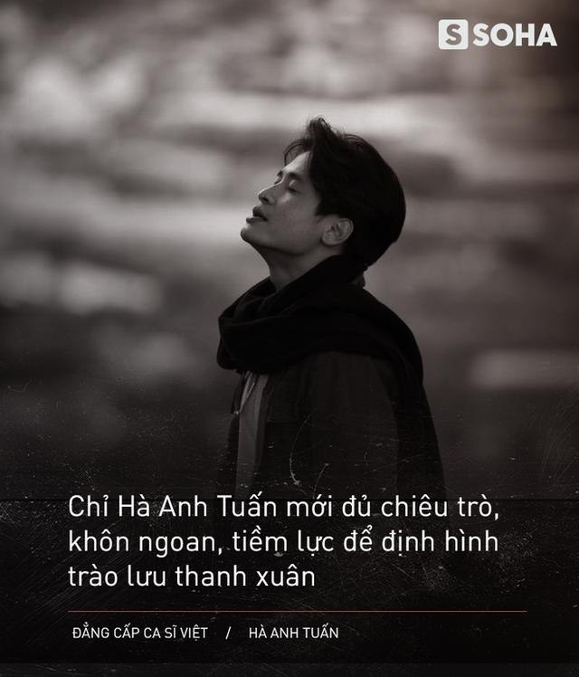 Sự thống trị của Hà Anh Tuấn và bí mật đằng sau 4 chữ văn minh, tử tế - Ảnh 7.