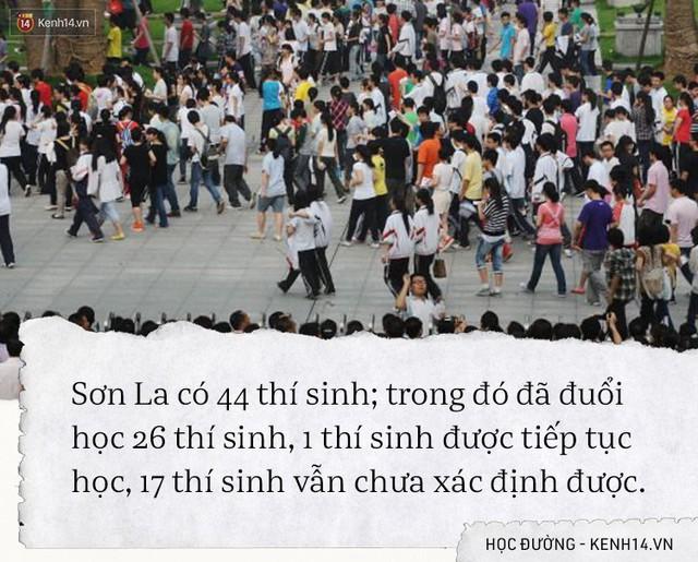 Toàn cảnh bê bối sửa điểm chấn động của 222 thí sinh Hà Giang, Sơn La, Hoà Bình: Toàn thủ khoa rởm đỗ Y Đa khoa, Cảnh sát, Công an - Ảnh 3.