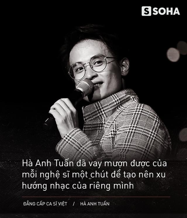Sự thống trị của Hà Anh Tuấn và bí mật đằng sau 4 chữ văn minh, tử tế - Ảnh 5.