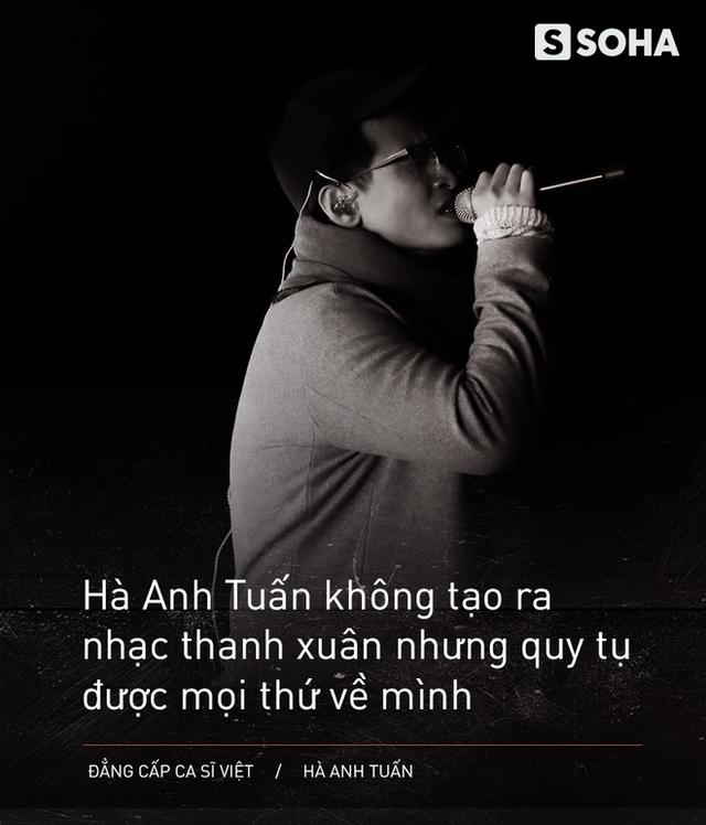 Sự thống trị của Hà Anh Tuấn và bí mật đằng sau 4 chữ văn minh, tử tế - Ảnh 6.