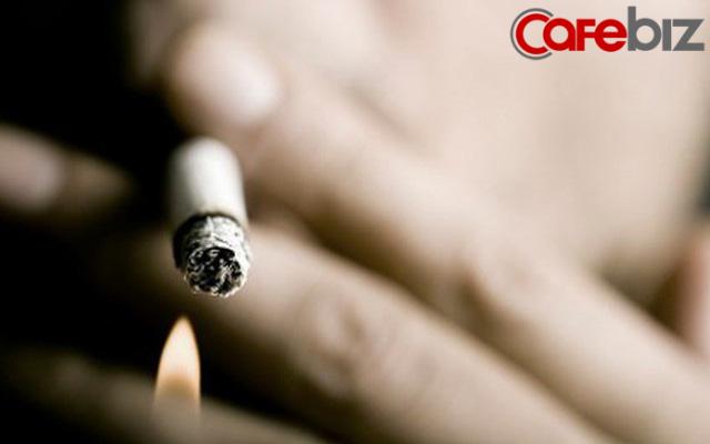 Mắc ung thư phổi vì hút thuốc quá sớm, chàng trai 20 tuổi viết tâm thư xin lỗi gia đình: Là con một nhưng thích lấy số trước bạn bè nên đành nhận án tử - Ảnh 2.