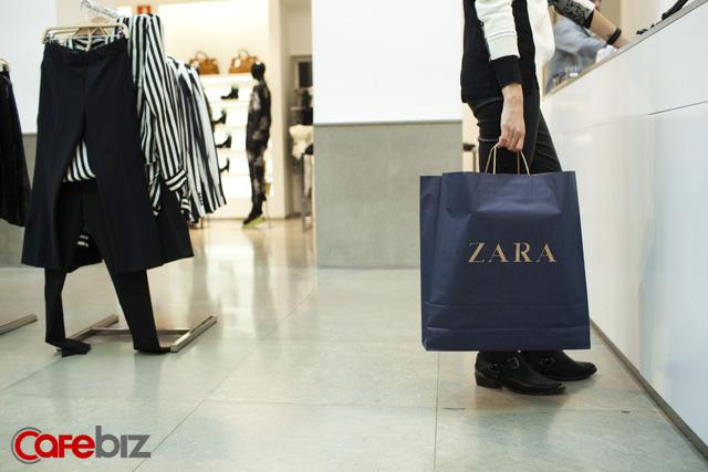 Chén thánh của Zara: Khách cần gì bán đó và dâng tận tay họ nhanh hơn bất kỳ ai - Ảnh 2.