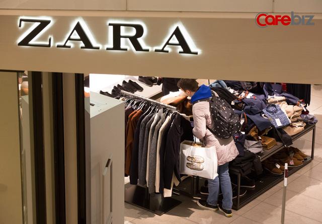 Chén thánh của Zara: Khách cần gì bán đó và dâng tận tay họ nhanh hơn bất kỳ ai - Ảnh 3.