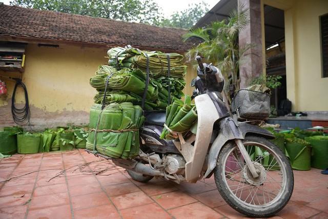 Nghề độc ở Hà Nội: Bán lá chuối rừng, kiếm hàng chục triệu đồng mỗi tháng - Ảnh 12.