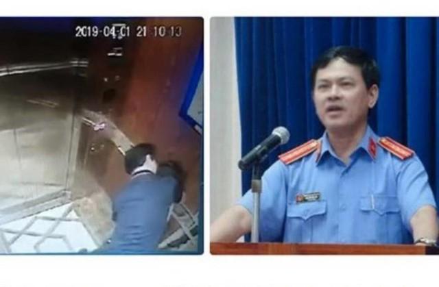Khởi tố cựu viện phó Nguyễn Hữu Linh tội dâm ô - Ảnh 1.