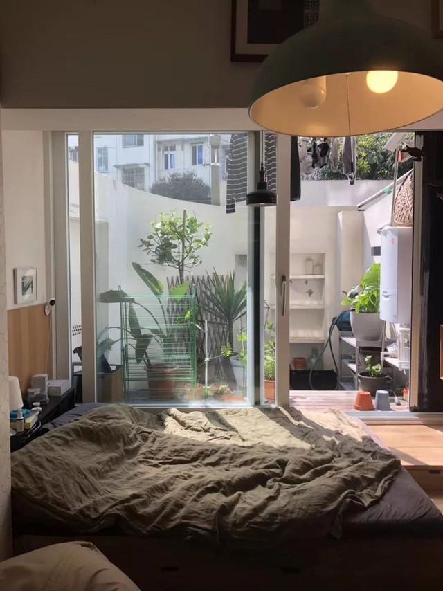 Căn hộ 27m² cũ rích, vừa hẹp vừa dài biến hình thành không gian hiện đại dành cho gia đình 5 người sau cải tạo - Ảnh 13.