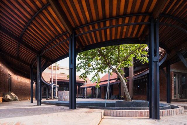 Cận cảnh ngôi nhà đạt giải vàng kiến trúc Việt Nam - Ảnh 3.
