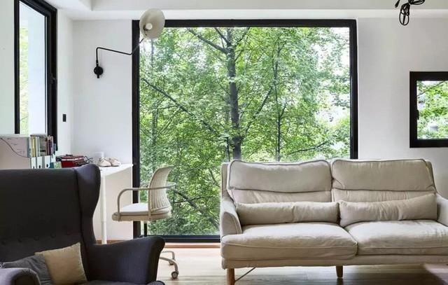 Căn hộ 27m² cũ rích, vừa hẹp vừa dài biến hình thành không gian hiện đại dành cho gia đình 5 người sau cải tạo - Ảnh 3.