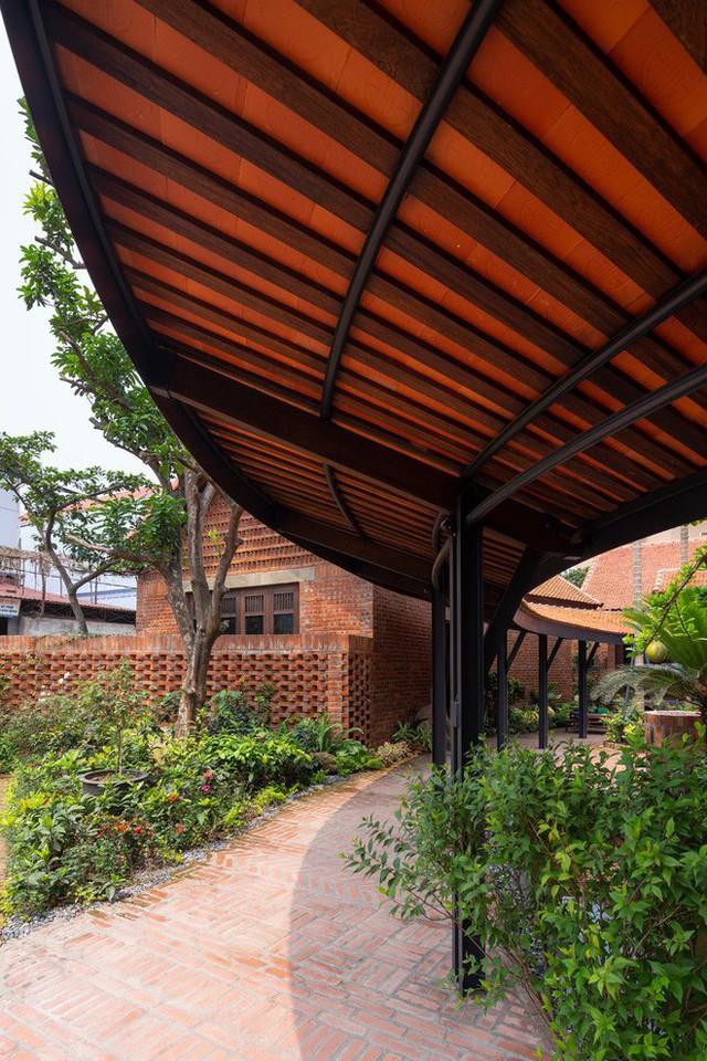 Cận cảnh ngôi nhà đạt giải vàng kiến trúc Việt Nam - Ảnh 4.