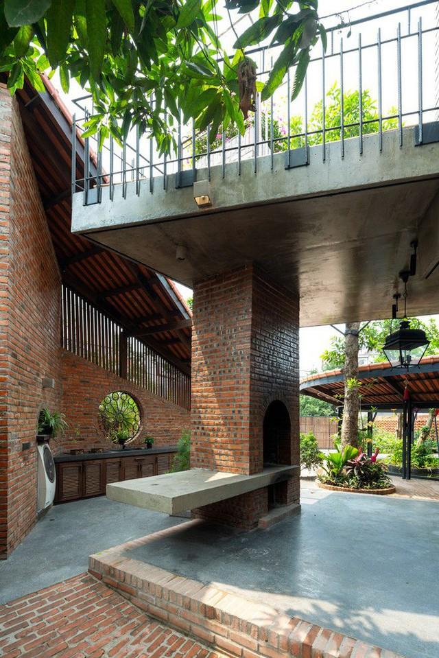 Cận cảnh ngôi nhà đạt giải vàng kiến trúc Việt Nam - Ảnh 5.