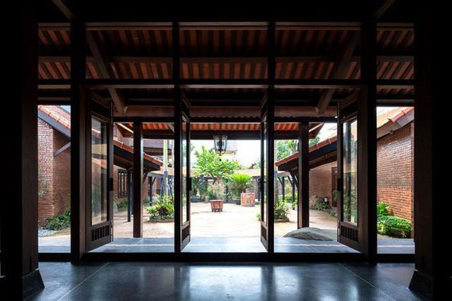 Cận cảnh ngôi nhà đạt giải vàng kiến trúc Việt Nam - Ảnh 7.