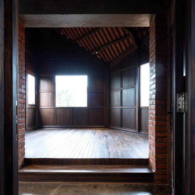 Cận cảnh ngôi nhà đạt giải vàng kiến trúc Việt Nam - Ảnh 8.