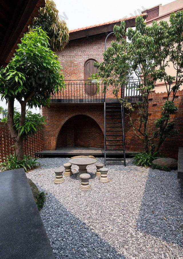 Cận cảnh ngôi nhà đạt giải vàng kiến trúc Việt Nam - Ảnh 10.