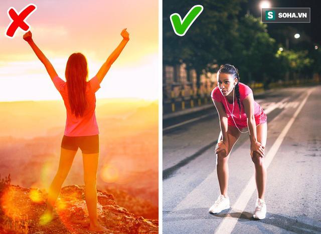 11 điều hiểu lầm về tập thể dục: Tưởng đúng nhưng hóa ra lại sai, gây ra tác dụng ngược - Ảnh 1.
