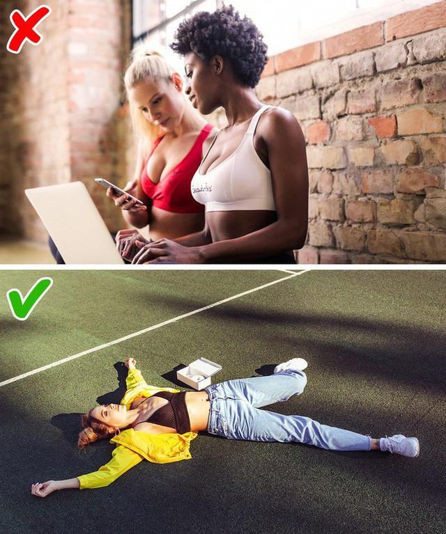 11 điều hiểu lầm về tập thể dục: Tưởng đúng nhưng hóa ra lại sai, gây ra tác dụng ngược - Ảnh 3.