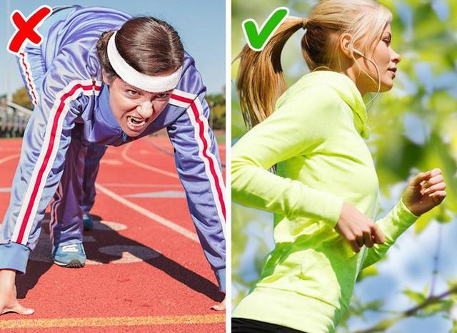 11 điều hiểu lầm về tập thể dục: Tưởng đúng nhưng hóa ra lại sai, gây ra tác dụng ngược - Ảnh 4.