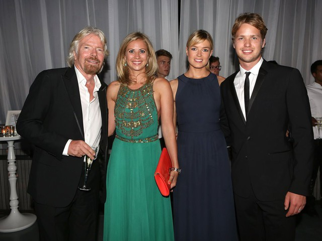 Richard Branson - vị tỷ phú luôn đặt mình trong chế độ hạnh phúc: Đừng làm việc để sống, mà hãy sống để tận hưởng công việc! - Ảnh 2.