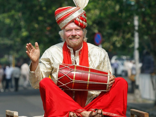 Richard Branson - vị tỷ phú luôn đặt mình trong chế độ hạnh phúc: Đừng làm việc để sống, mà hãy sống để tận hưởng công việc! - Ảnh 5.