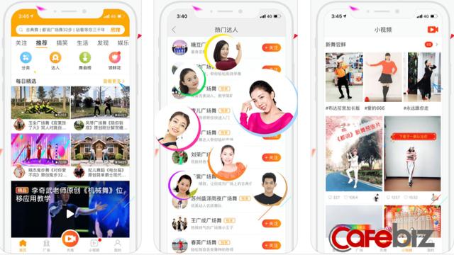 Tencent đầu tư vào ứng dụng dạy 'nhảy đầm', có filter làm đẹp da và đẩy dáng thần thánh cho hàng trăm triệu cụ ông, cụ bà Trung Quốc - Ảnh 1.