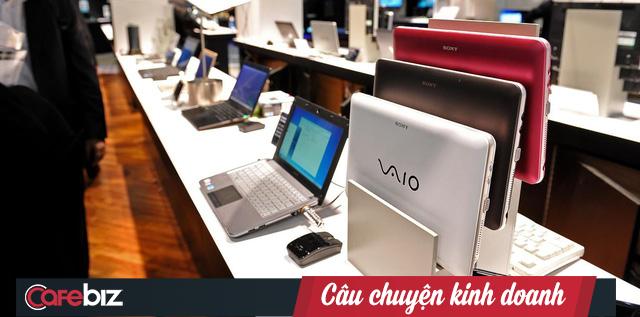 Chuyện gì đã xảy ra với VAIO? Thương hiệu laptop sang chảnh ngày nào của Sony nay đã mất hút khỏi thị trường - Ảnh 6.