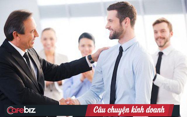 Doanh nhân Mai Hữu Tín: Làm sếp đừng ngại nhân viên giàu hơn mình - Ảnh 1.