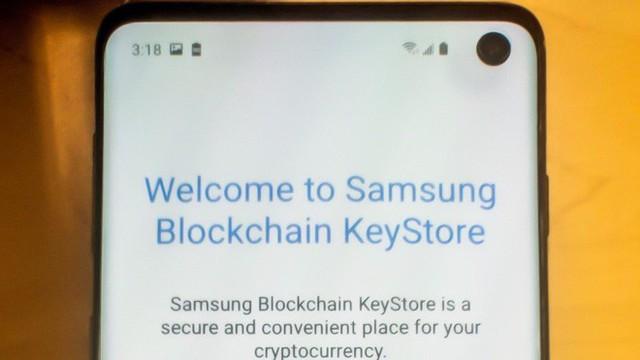 Samsung sắp ra đồng tiền mã hóa của riêng mình: Samsung Coin - Ảnh 1.