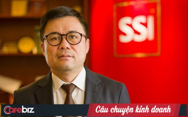 Chủ tịch SSI Nguyễn Duy Hưng: Trong ngành tài chính, không ai nói trước! Nói trước thì đầu tư khó hơn, nói ra không làm được thì mất uy tín! - Ảnh 1.