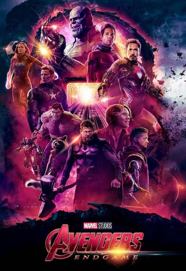 Avengers: Endgame - Bản thiên trường ca bi tráng nhất lịch sử điện ảnh siêu anh hùng từ trước đến nay - Ảnh 2.