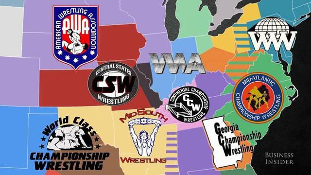 """Đế chế Đô vật WWE (Phần 1): """"Kết liễu"""" đối thủ cạnh tranh và """"lật đổ"""" đối tác lâu năm để thống lĩnh cả thị trường Bắc Mỹ - Ảnh 1."""