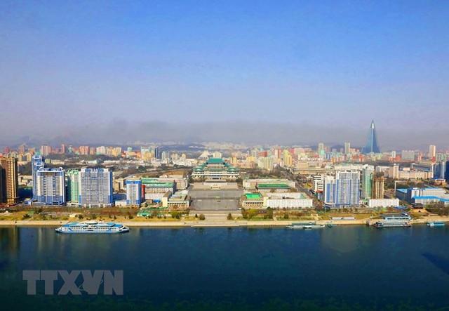 Vẻ đẹp Triều Tiên qua ống kính của phóng viên TTXVN - Ảnh 1.